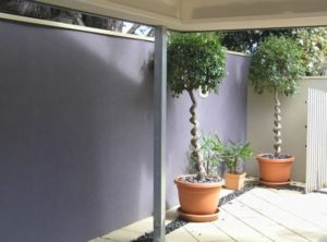 Texacote decorative textured coating for feature walls